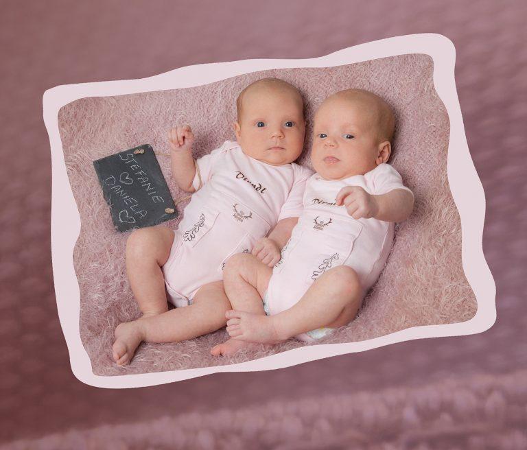 Zwillinge, Babyshooting
