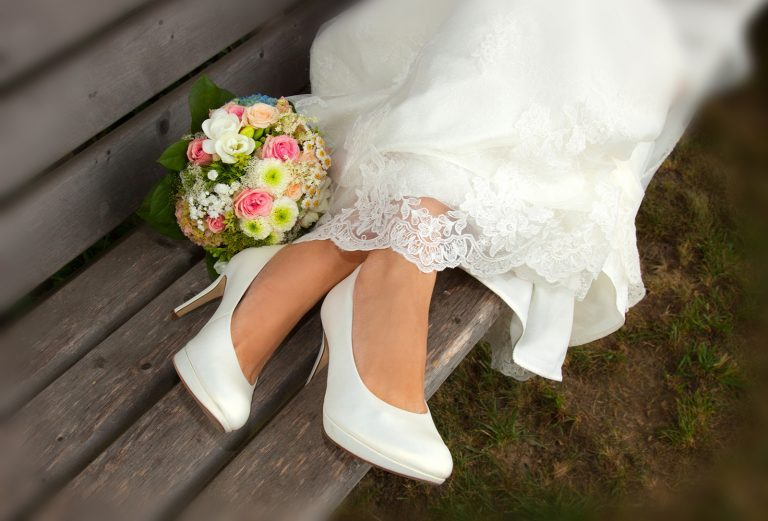 Hochzeitsschuhe