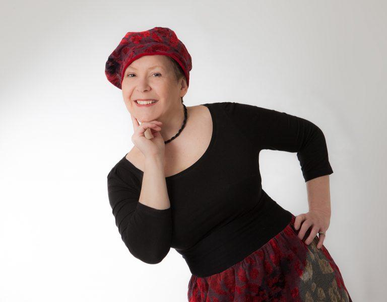 Porträt mit Kopfbedeckung